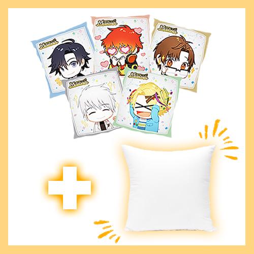 RFA Emoticon Cushion Set