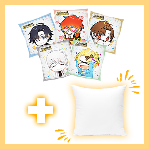 RFA Emoticon Cushion Set